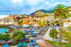 """Ilha Madeira do †de Câmara de Lobos de """", Portugal Fotografia de Stock Royalty Free"""
