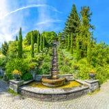 Ilha Mainau, Bodensee Fotografia de Stock