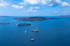 Ilha misteriosa Fotografia de Stock Royalty Free