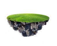 Ilha no céu Foto de Stock