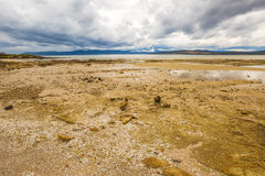 Ilha norte de Bruny, Tasmânia imagens de stock royalty free