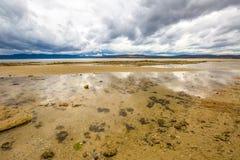 Ilha norte de Bruny, Tasmânia fotos de stock