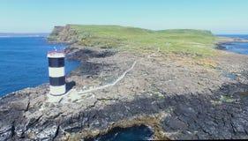 Ilha Oceano Atl?ntico Antrim Irlanda do Norte de Rathlin foto de stock