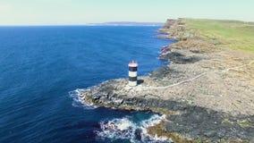 Ilha Oceano Atl?ntico Antrim Irlanda do Norte de Rathlin imagem de stock royalty free