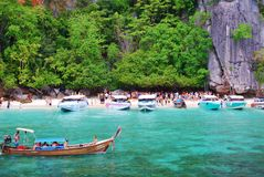 Ilha Phuket dos PP Fotografia de Stock