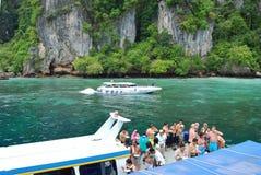 Ilha Phuket Tailândia dos PP Imagens de Stock Royalty Free