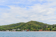 ilha Sa-encontrada Fotos de Stock Royalty Free