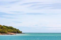 ilha Sa-encontrada Fotos de Stock