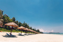 Ilha sul Nha Trang Foto de Stock Royalty Free