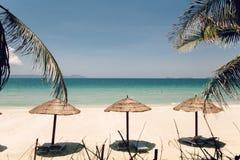 Ilha sul Nha Trang Imagem de Stock