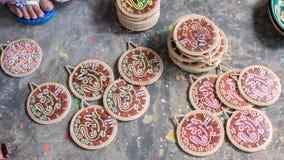 Ilha típica do lombok da mercadoria Imagens de Stock Royalty Free