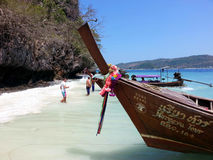 Ilha Tailândia de Phi Phi Imagens de Stock
