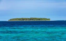 Ilha Tanz?nia East Africa de Mnemba Unguja Zanzibar fotografia de stock royalty free