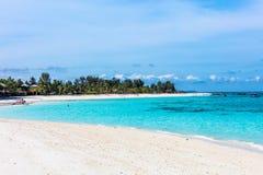 Ilha Tanz?nia East Africa de Unguja Zanzibar da praia de Kendwa imagens de stock royalty free