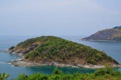 Ilha tropical Foto de Stock