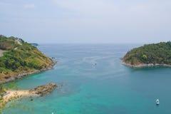 Ilha tropical Fotografia de Stock Royalty Free