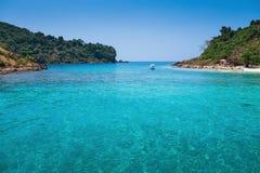 Ilha tropical em tailandês Foto de Stock Royalty Free