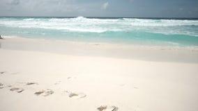 Ilha tropical no Oceano Índico filme
