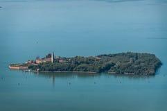 Ilha Venetian Foto de Stock Royalty Free
