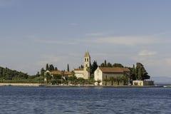 Ilha Vis Croatia fotografia de stock