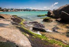 Ilha Vitoria de Frade fotografia de stock royalty free