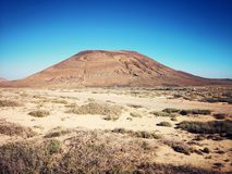 Ilhas Canárias, Lanzarote fotografia de stock royalty free