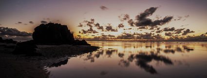Ilhas Cook Imagens de Stock