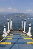 Ilhas de Borromean, lago Maggiore Imagens de Stock Royalty Free