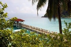 Ilhas de Perhentian - Malásia imagens de stock royalty free