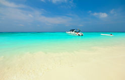 Ilhas de Similan Foto de Stock
