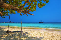 Ilhas de Similan Imagens de Stock