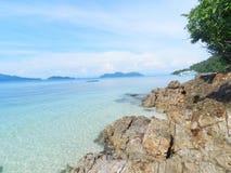 Ilhas de Tailândia Fotografia de Stock
