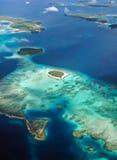 Ilhas do Pacífico Foto de Stock Royalty Free