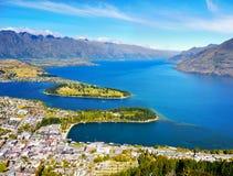 Ilhas do Pacífico bonitas, Oceania, Nova Zelândia imagens de stock