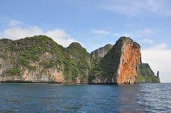 Ilhas e seascape Foto de Stock Royalty Free