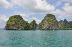Ilhas e seascape Foto de Stock