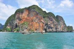Ilhas e seascape Fotografia de Stock