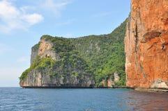 Ilhas e seascape Fotografia de Stock Royalty Free