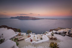Ilhas gregas imagem de stock