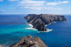 Ilheu da Cal, Porto Santo Royalty Free Stock Photo