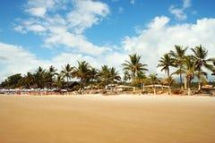 Ilheus strand Arkivbild