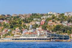 Ilhota de Galatasaray Foto de Stock
