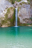 Ilica Waterfall Royalty Free Stock Photography