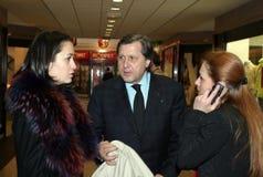 Ilie Nastase Στοκ Εικόνα