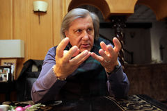 Ilie Nastase. Former world No. 1 professional tennis player, one of the world's top players of the 1970's. Nastase was ranked world No. 1 between 1973 (23 Stock Photos