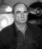 Ilie Serbanescu. Romanian economic analyst, ex-minister Royalty Free Stock Photos