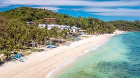 Free IligIligan Beach Boracay Island Philippines Tropical Paradise Royalty Free Stock Photos - 139876198