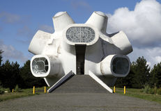 Ilinden-Monument, Krushevo, FYROM, Mazedonien Lizenzfreies Stockbild