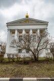 Ilinsko-Tikhonovskaya kyrka, Yaroslavl, Ryssland Arkivfoto