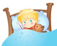 Ill_child_illustration Stock Images